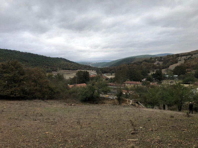 Bozüyük Çaydere Köyü'nde Satılık Arsa