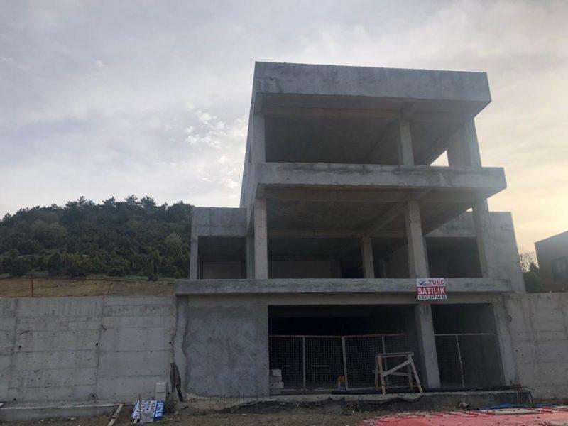 Bozüyük'te Satılık Villa
