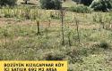 Bozüyük Kızılcapınar Köyünde Bulunan Köy İçi Arsamız 692 m2 Satılıktır.